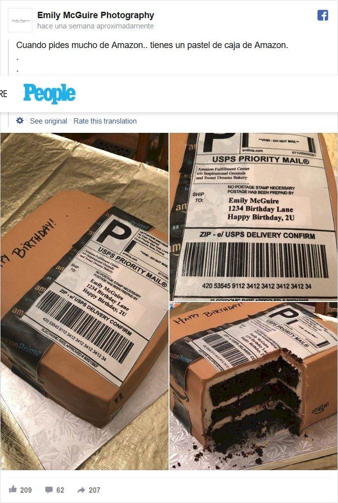 Torta Amazon
