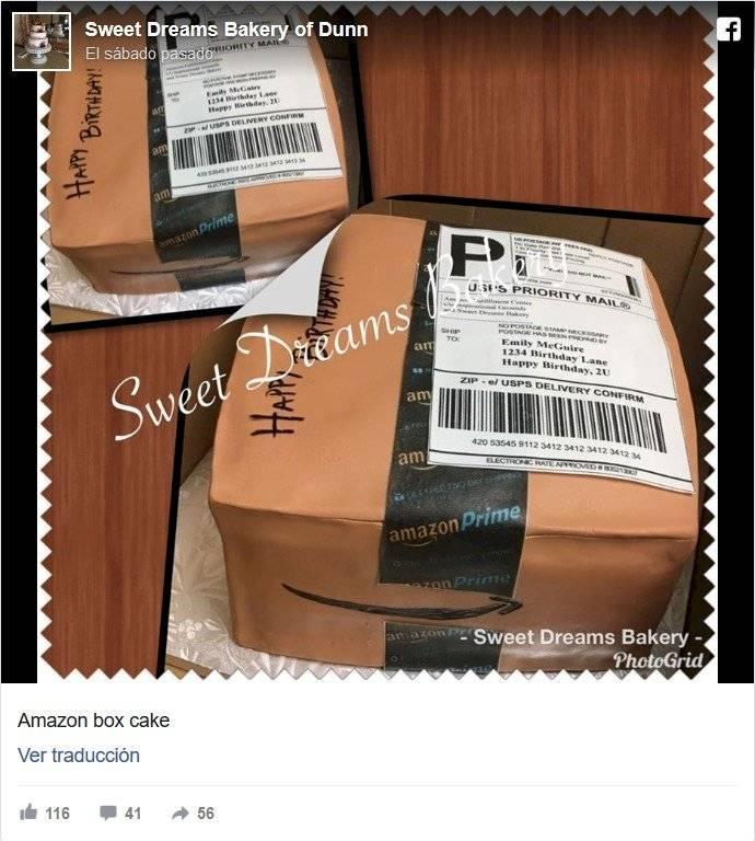 Amazon torta