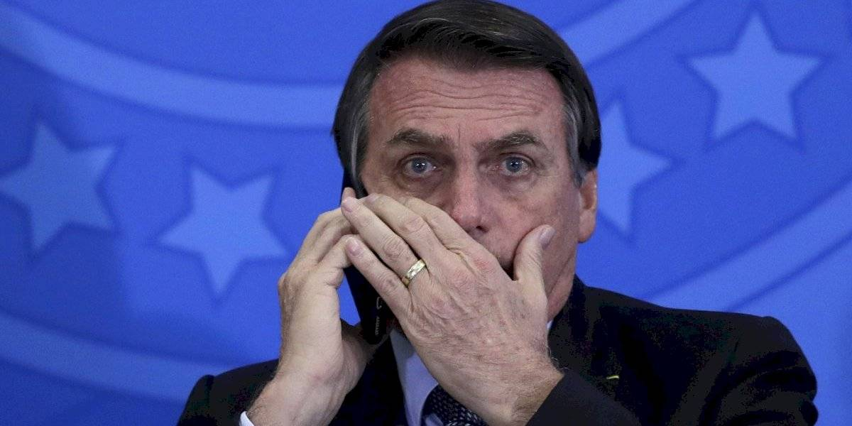 Presidente de Brasil amenaza con encarcelar a periodista