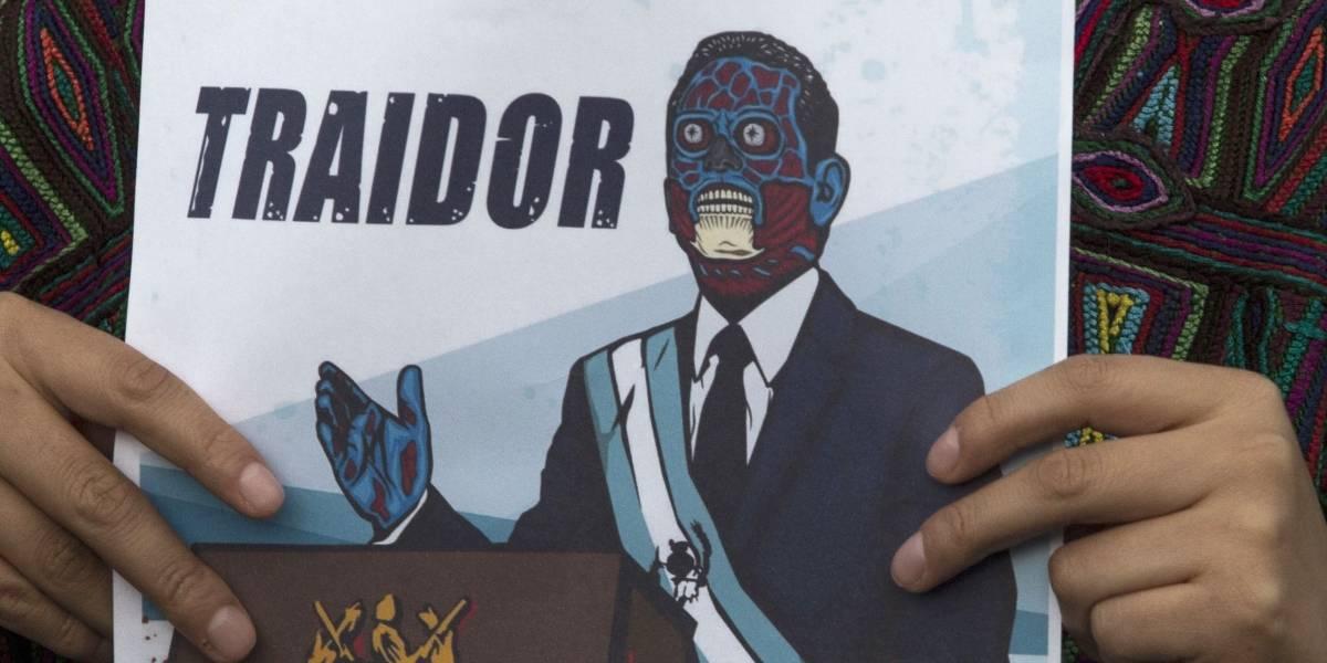 """EU y Guatemala firman acuerdo de """"tercer país seguro"""""""