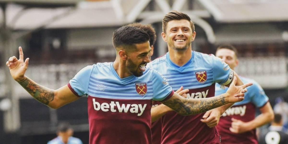 Manuel Pellegrini y el West Ham volvieron al triunfo en amistoso ante el Fulham