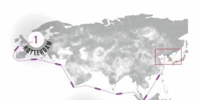 mapa Kim