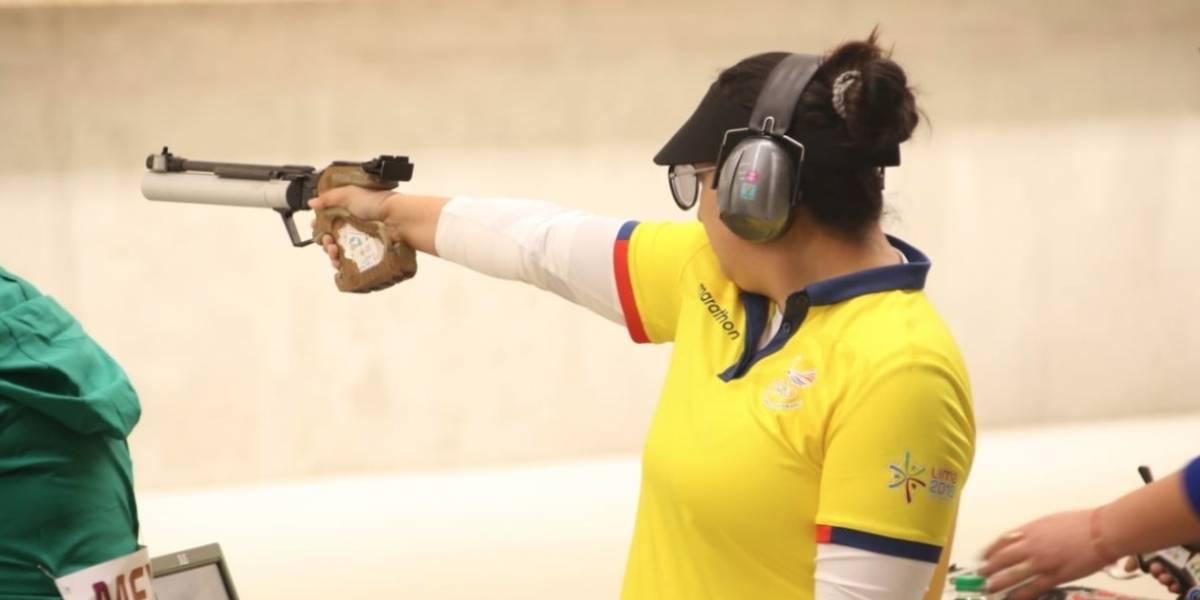 Marina Pérez consiguió la medalla de plata en los Juegos Panamericanos