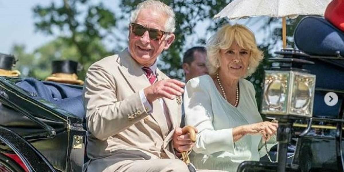 Por este motivo el príncipe Carlos no se casó primero con Camilla Parker