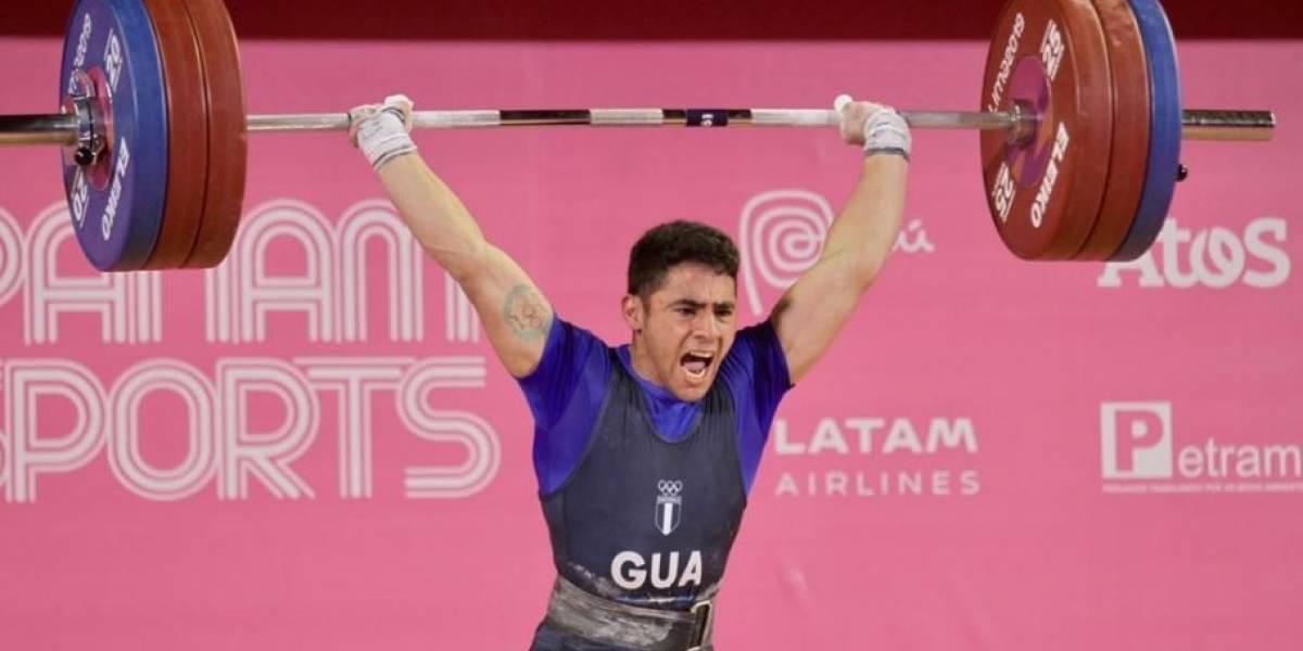 VIDEO. Guatemala logra su primera medalla panamericana en Lima 2019