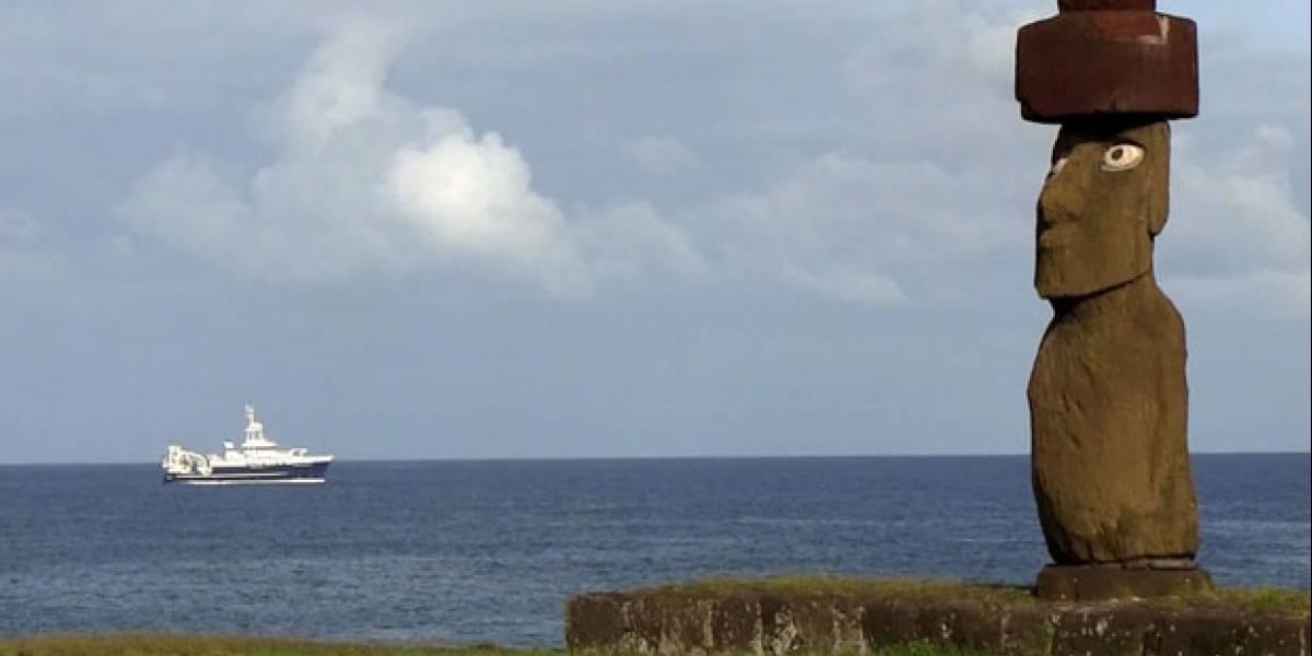 """Comunidad Rapa Nui denuncia: """"Nos quieren quitar los moai y el parque que nos dieron por 50 años"""""""