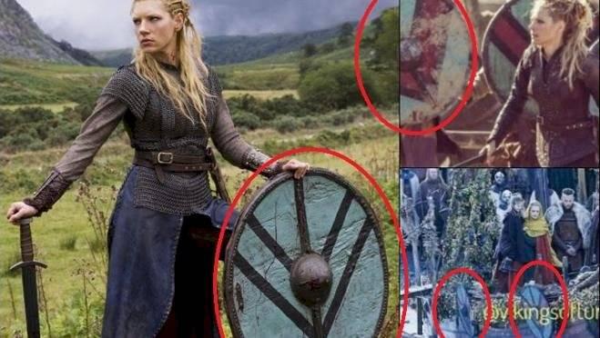 Lagertha moriría en la sexta temporada de Vikingos Internet