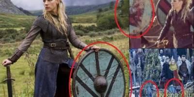 Lagertha moriría en la sexta temporada de Vikingos