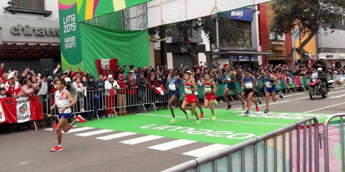 Lima 2019: Plata y bronce para México en el maratón varonil