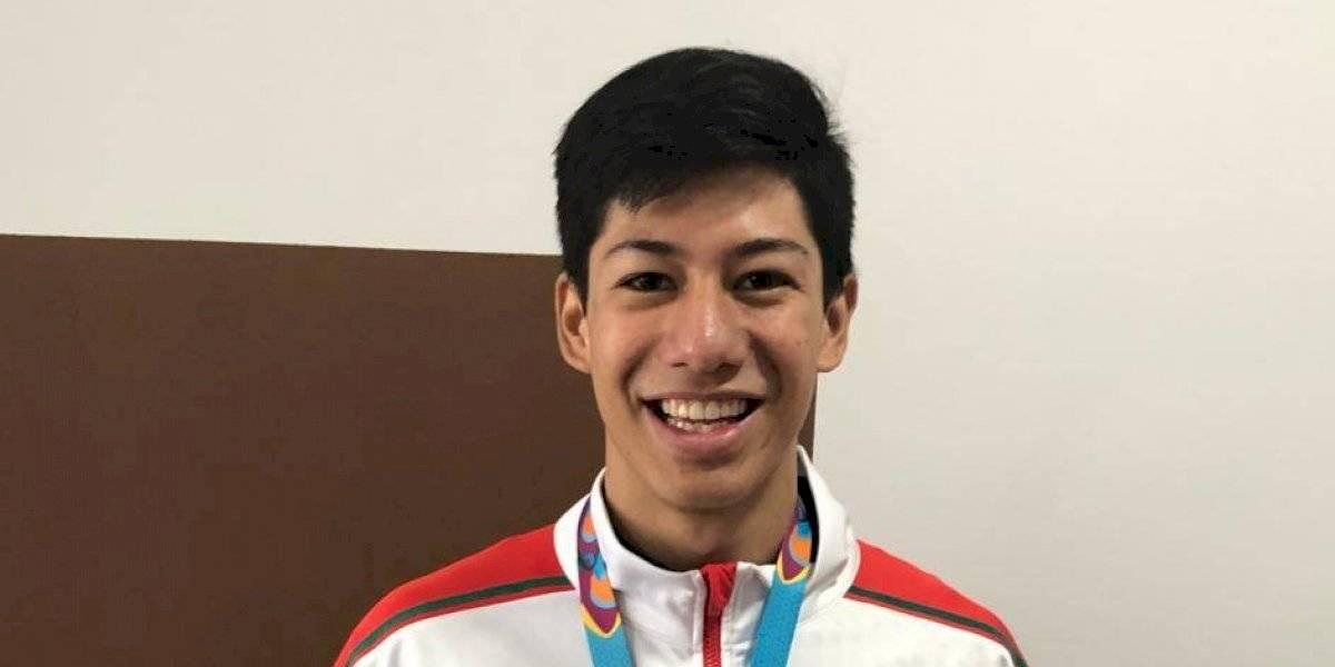 Marco Arroyo consiguió la primera medalla para México en Lima 2019