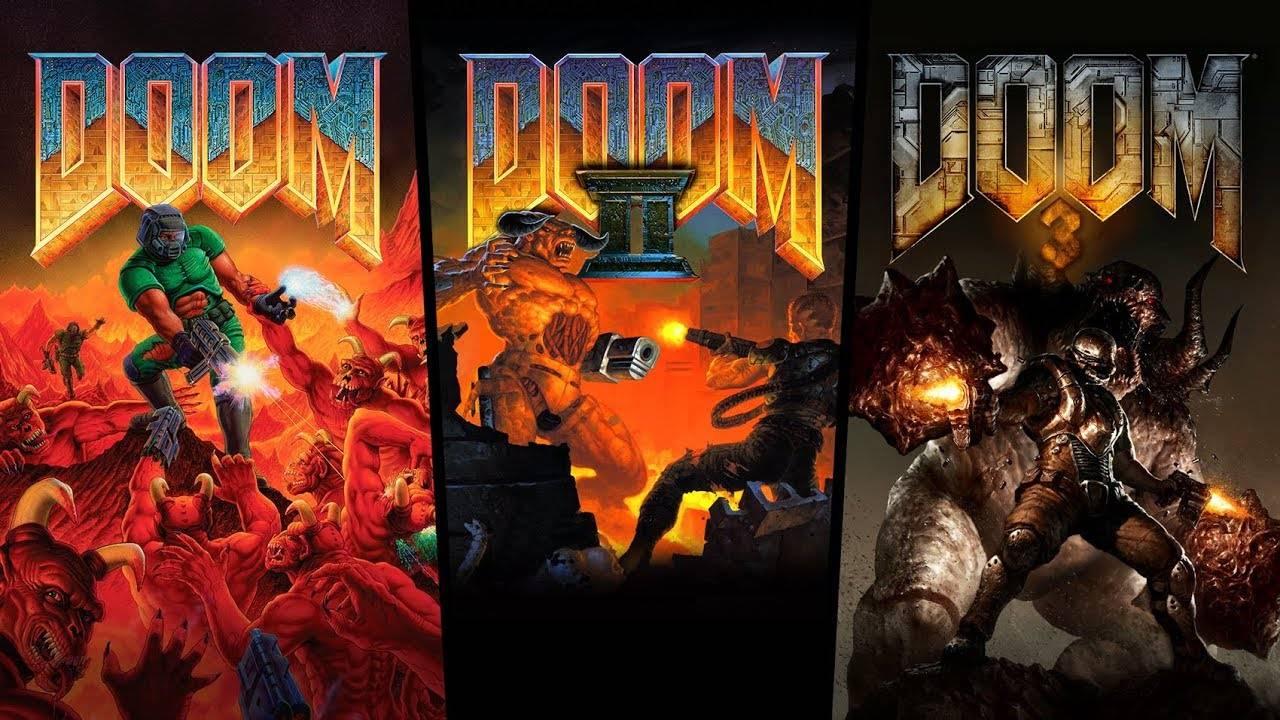 Doom lanzamiento