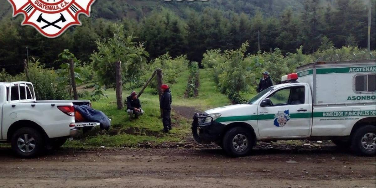 Turista de origen canadiense fallece en la cima del volcán Acatenango