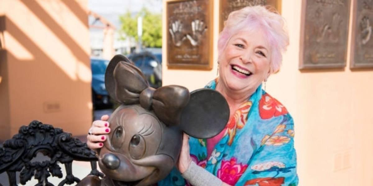 Disney: Murió Russi Taylor, la actriz que dio voz a Minnie Mouse