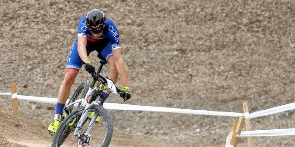 Martín Vidaurre alcanzó el segundo bronce de Chile en los Panamericanos
