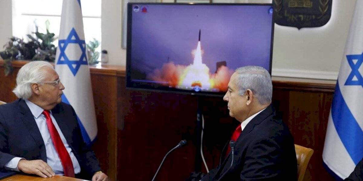 Israel y EU concluyen pruebas secretas del sistema antimisiles Arrow 3