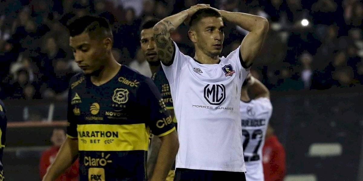 Colo Colo aburrió ante un tímido Everton y la UC se escapa en el Campeonato Nacional