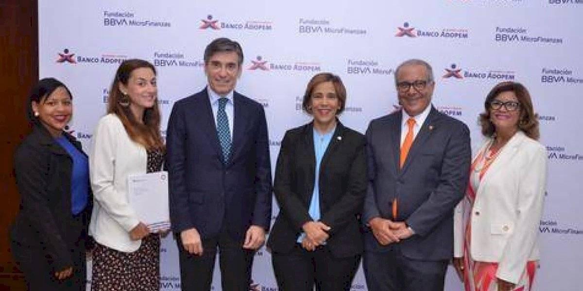 #TeVimosEn: Banco Adopem y Fundación Microfinanzas BBVA presentan informe sobre 'Desempeño Social 2018'