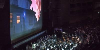 Guillermo del Toro estrenó concierto