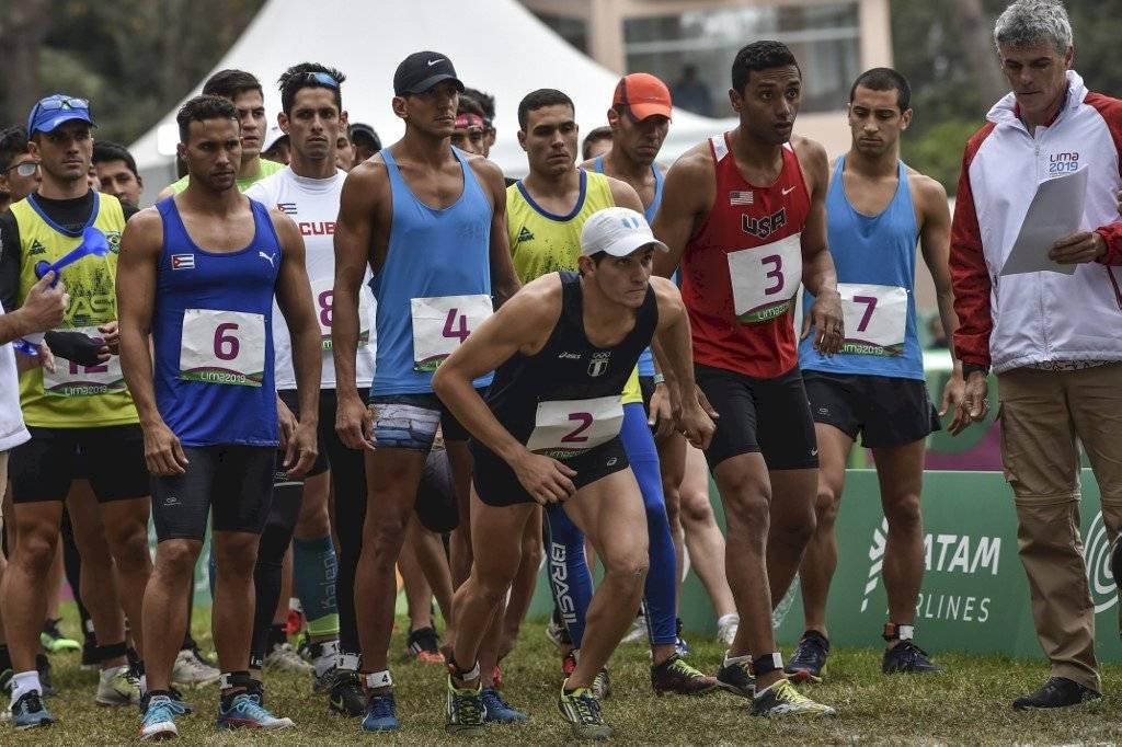 Esteban Bustos suma medalla de plata y clasifica a Tokio 2020