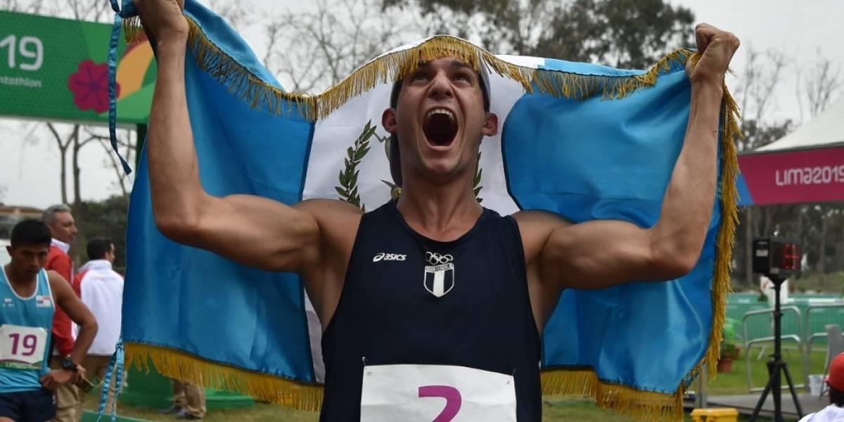 Guatemala gana su primer oro en Juegos Panamericanos Lima 2019