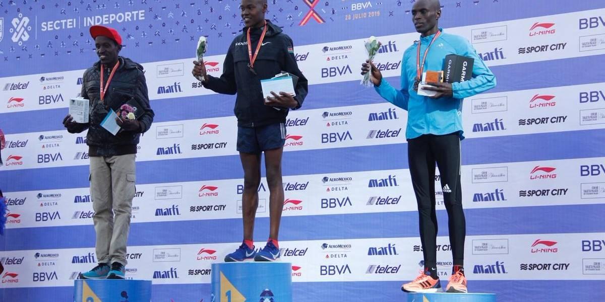 Desmiente PGJ muerte de corredor del Medio Maratón