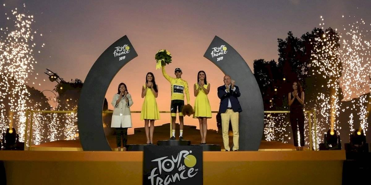 VIDEO. Egan Bernal con grandioso título en el Tour de Francia
