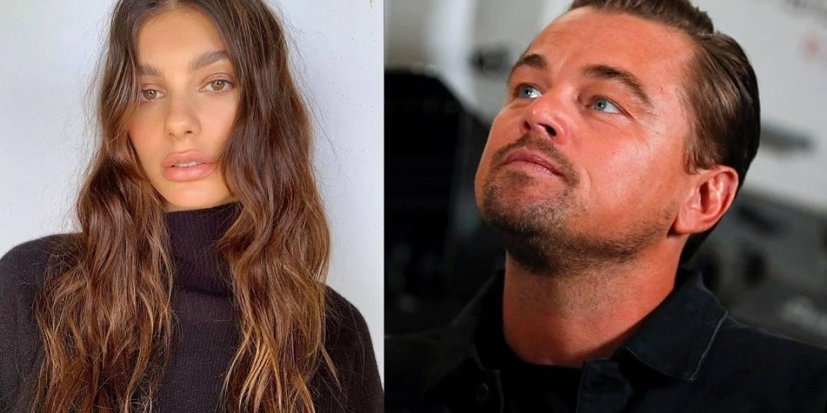 Namorada de Leonardo DiCaprio rebate ataques ao seu relacionamento com o ator