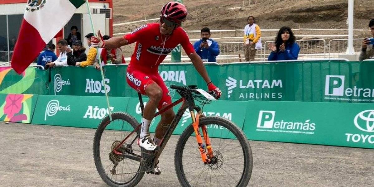 Gerardo Ulloa consigue la octava medalla de oro para México