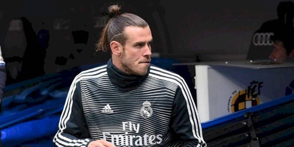 La familia de Gareth Bale complica su salida de Real Madrid a China