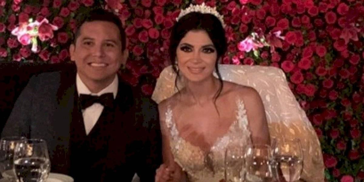 """Por fin revelan foto de Kim Flores junto a su hijo """"el que abandonó"""" hace unos años"""