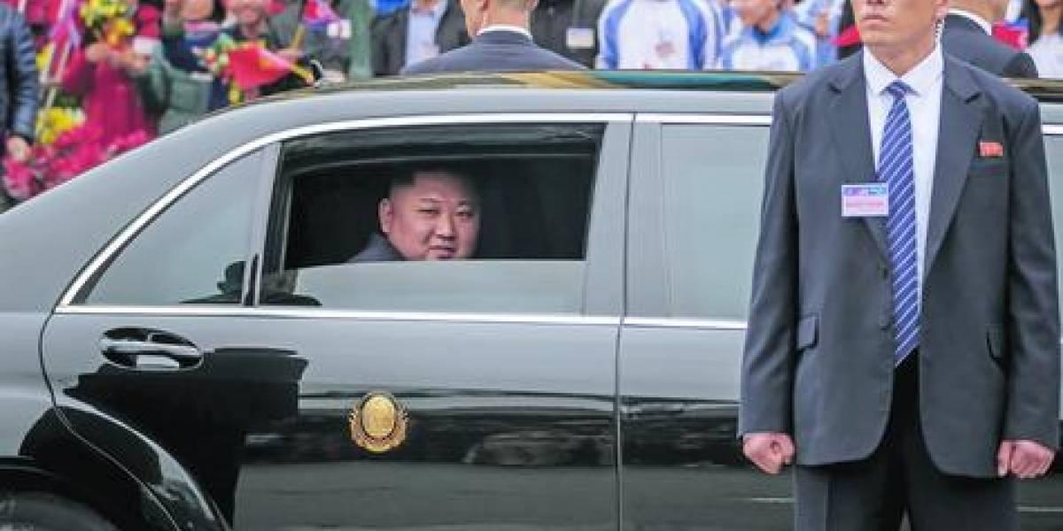 Así Kim Jong-un ingresaría artículos de lujo a Norcorea