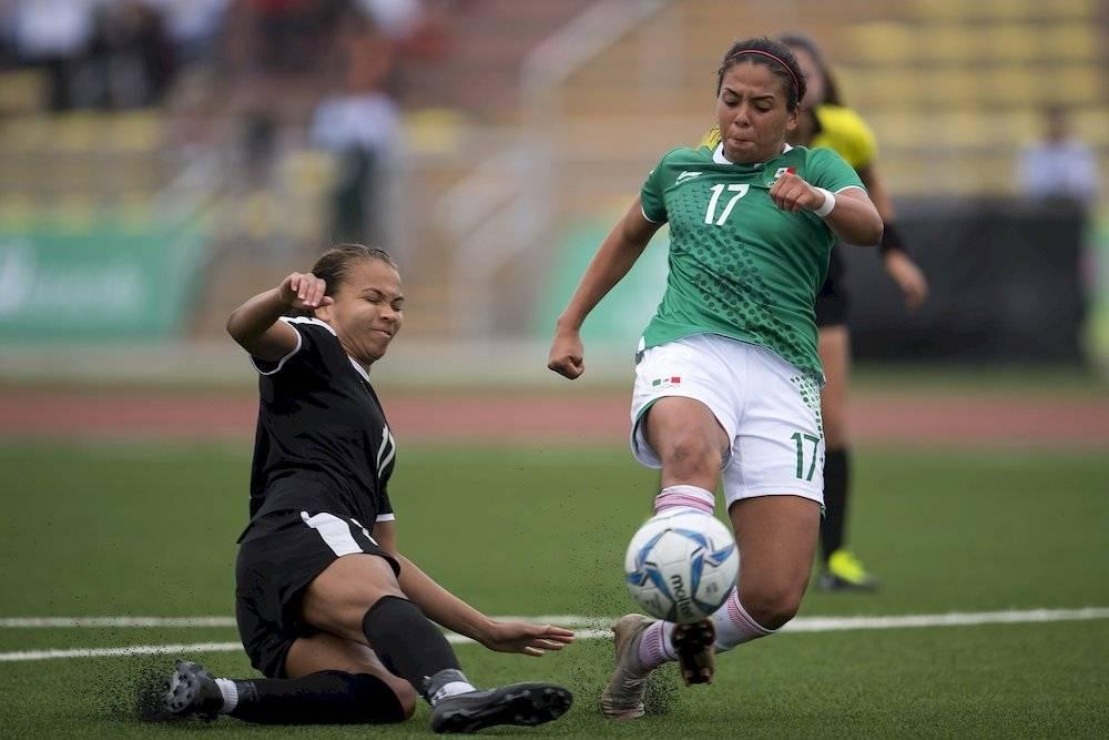 Gran debut de la selección femenil de México en los Juegos Panamericanos