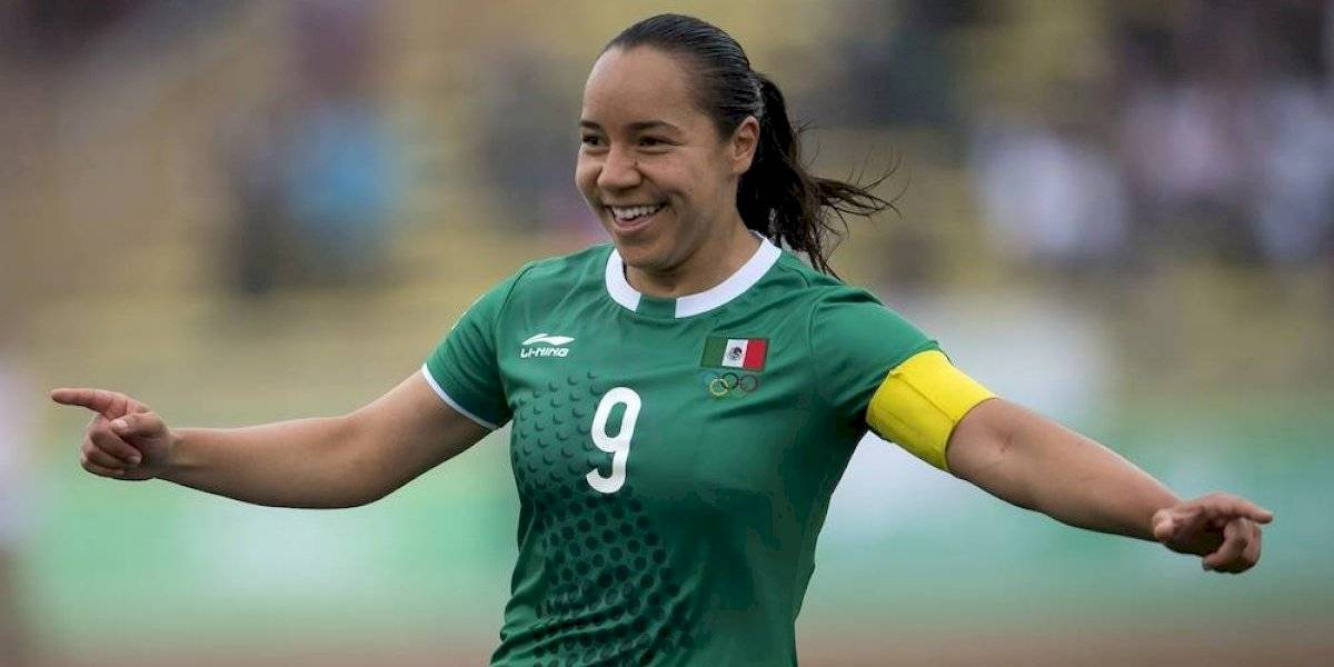 México femenil derrota a Jamaica en su debut en Lima 2019