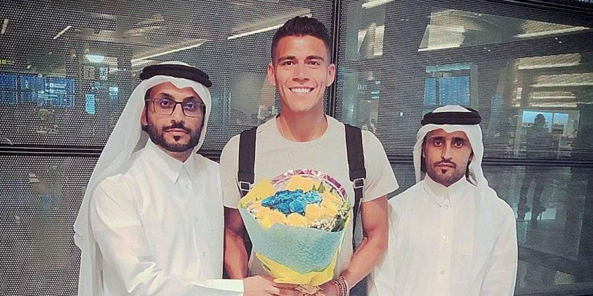 Héctor Moreno a una firma de ser nuevo jugador del Al Gharafa de Qatar