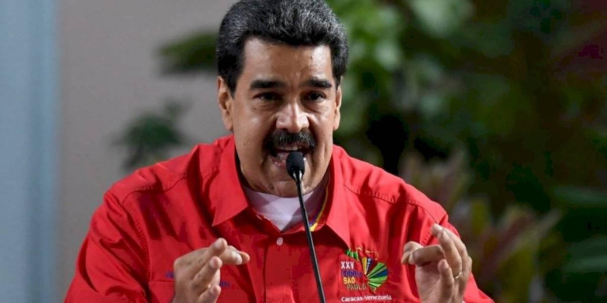 """EE. UU. inculpa a Nicolás Maduro de """"narcoterrorismo"""" y ofrece recompensa por su arresto"""
