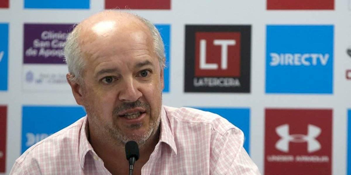 Presidente de la UC le abre las puertas a Alfonso Parot y Francisco Silva