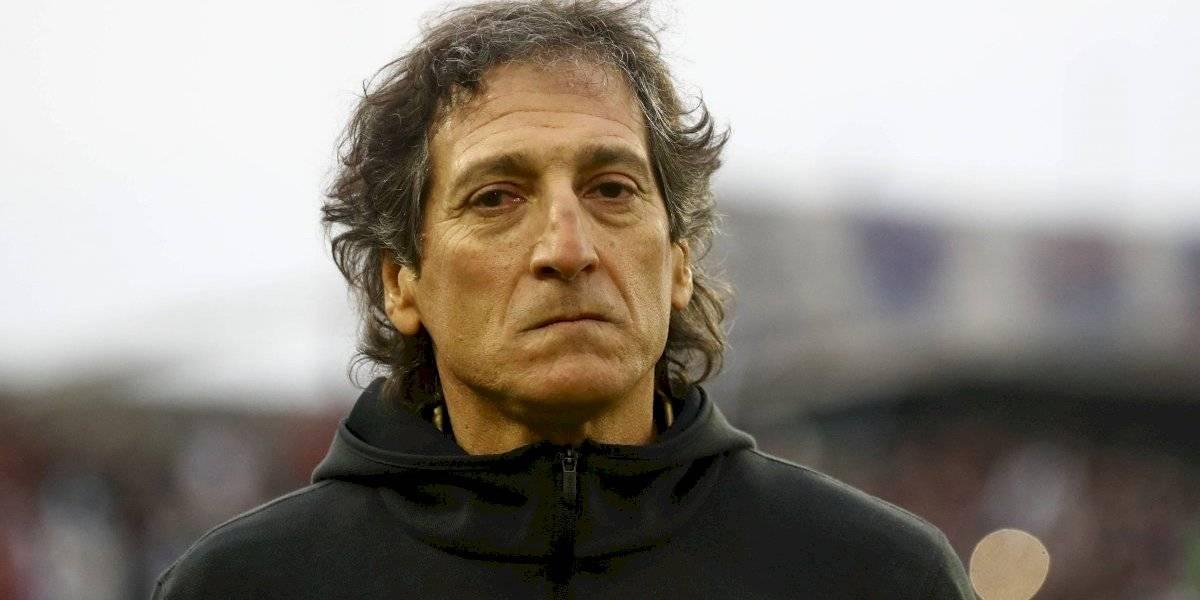 """Mario Salas abre opción de nuevo refuerzo en Colo Colo: """"El escenario cambió con la lesión de Carmona"""""""