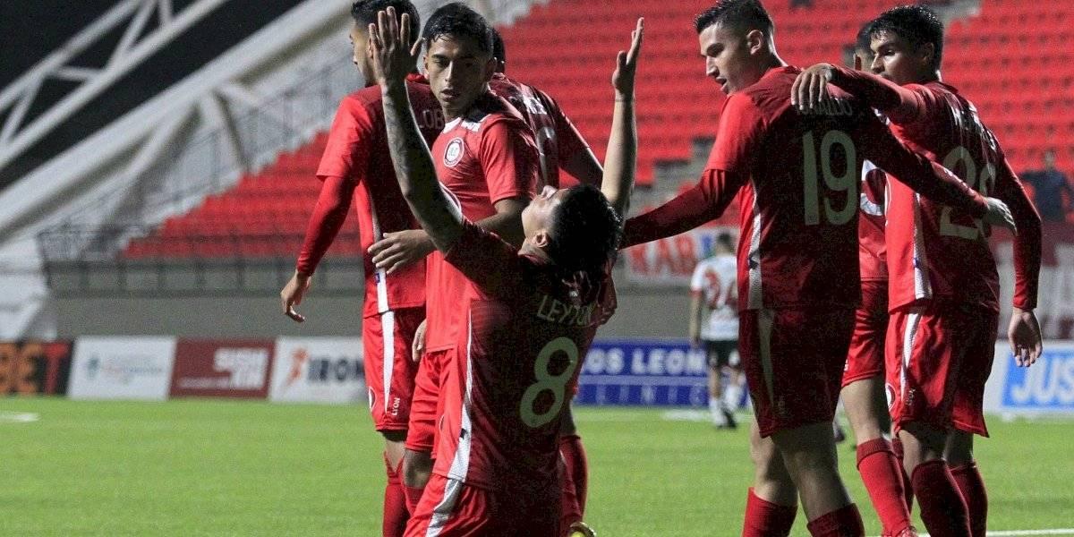 La Calera venció sin muchos problemas a Curicó y alcanzó el tercer puesto del Campeonato Nacional
