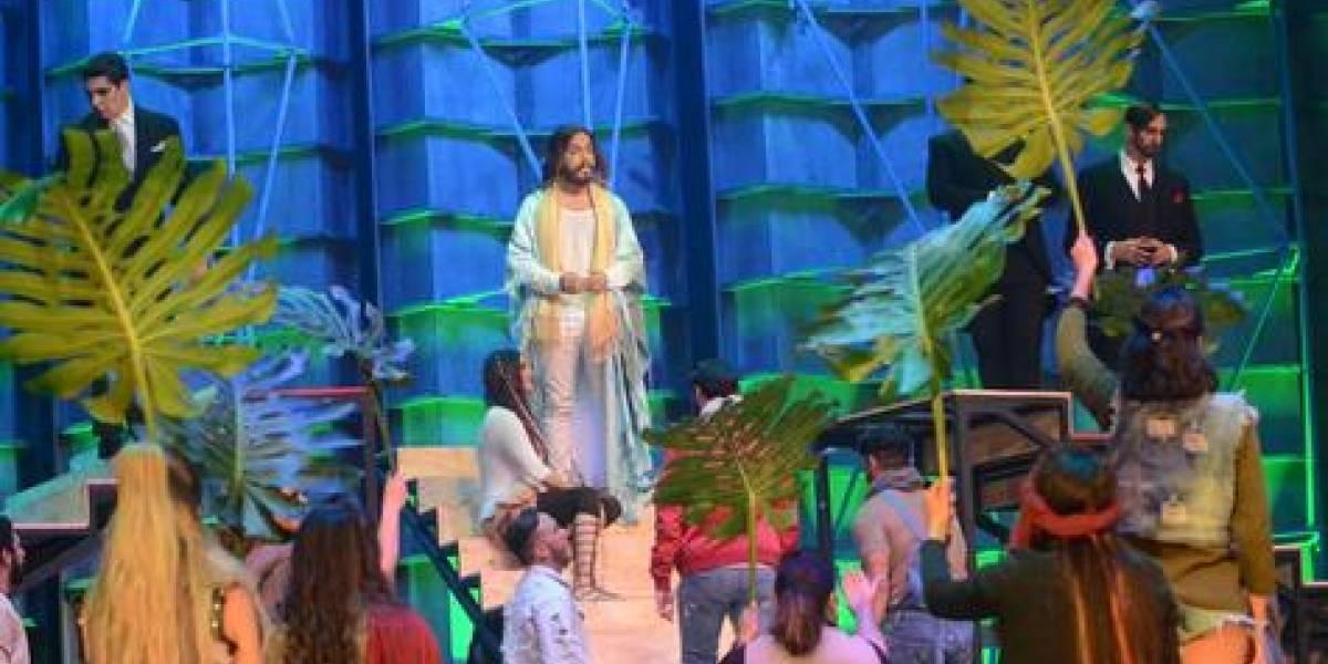 """Presentan con éxito musical """"Jesucristo SuperStar"""""""