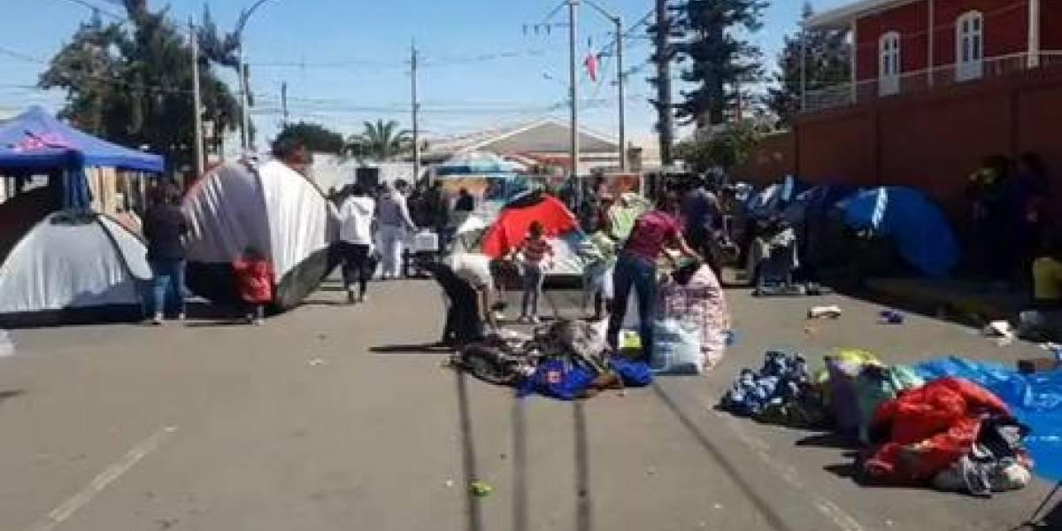 Desalojarían consulado de Chile en Tacna, Perú