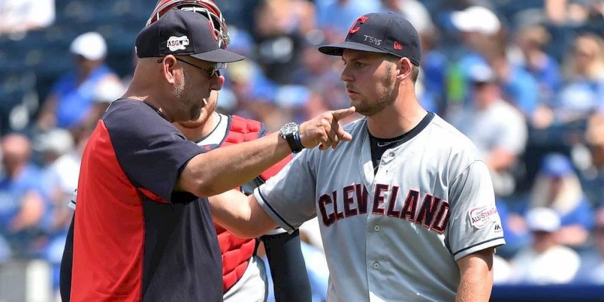 Yasiel Puig es cambiado a los Indians de Cleveland
