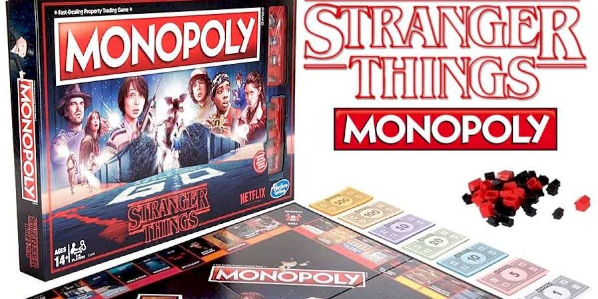 Monopoly y cómo opta por las licencias exitosas como Stranger Things y Game of Thrones para seguir arriba