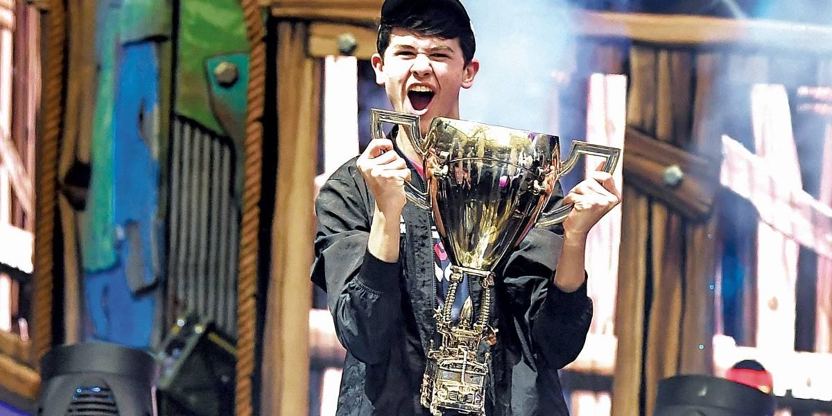 Bugha é o primeiro campeão Mundial de Fortnite e leva prêmio milionário