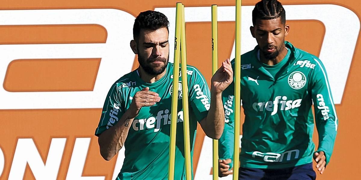 Palmeiras tenta driblar má fase e avançar na Libertadores contra Godoy Cruz