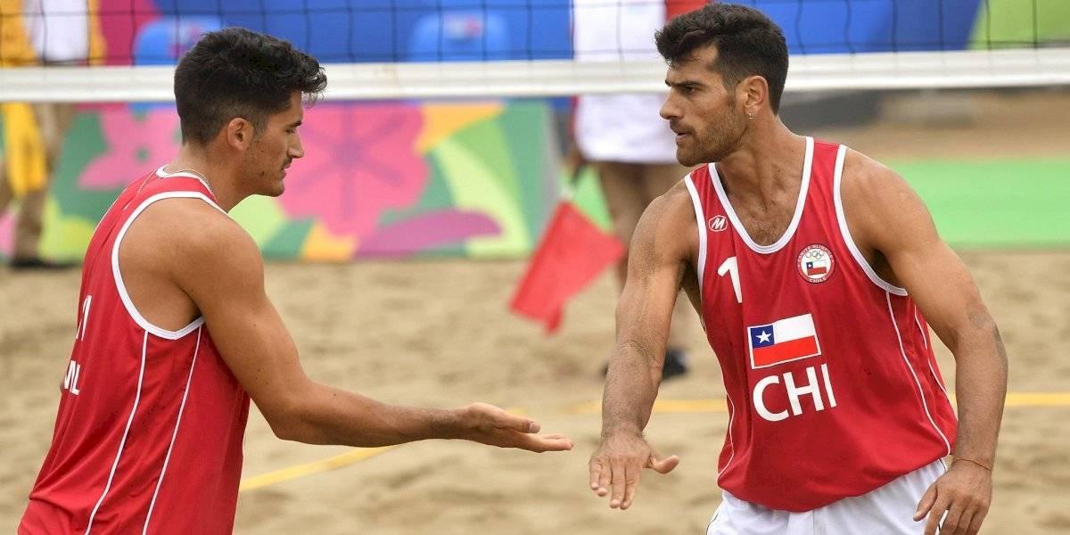 Los Grimalt hicieron historia y se metieron en la final del voleibol playa en Lima 2019