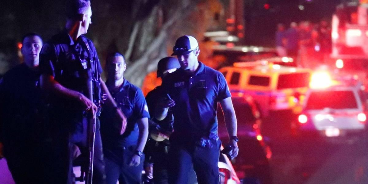 Video: Las desesperantes imágenes tras el tiroteo en un festival en California que dejó cuatro muertos