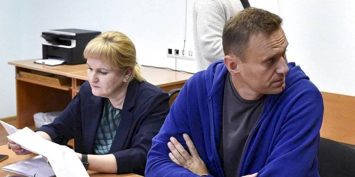 Polémica en Rusia: líder opositor habría sido envenenado en la cárcel