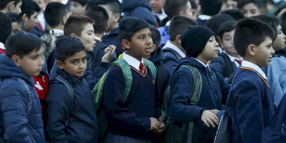 Sistema de Admisión Escolar: Mineduc prepara puntos de apoyo y guía para alumnos migrantes
