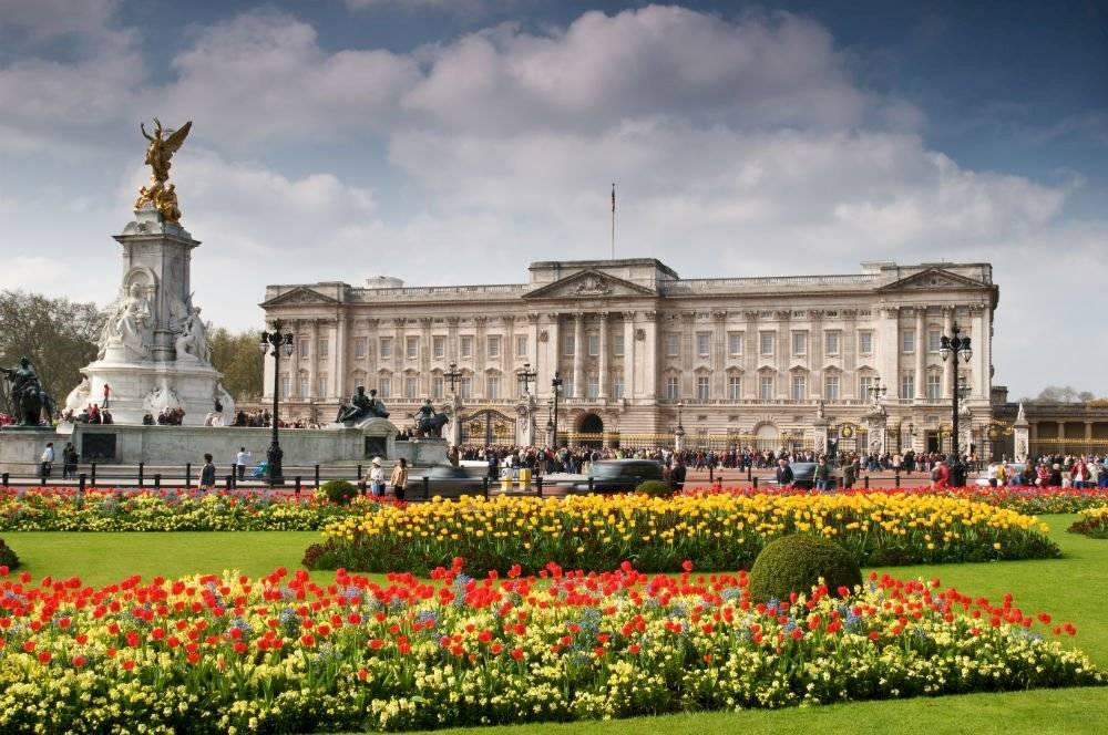 Palacio de Buckingham, Inglaterra Foto: Dreamstime