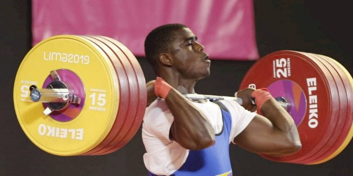 Otra medalla de oro para Colombia en Lima 2019, esta vez para Jonathan Rivas